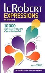 Dictionnaire d'expressions et locutions