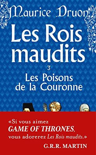 les-poisons-de-la-couronne-les-rois-maudit-french-edition