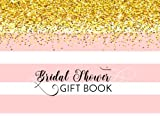 Bridal Shower Gift Book: Gift Log & Guest Book For Bridal Shower (V3)(8.25x6)