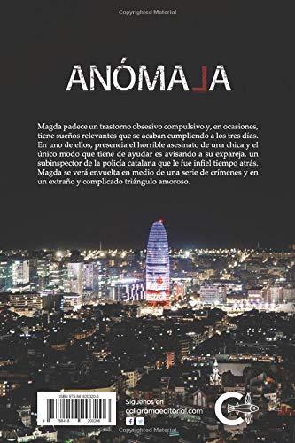 Anómala: Amazon.es: Catalán, Jordi: Libros