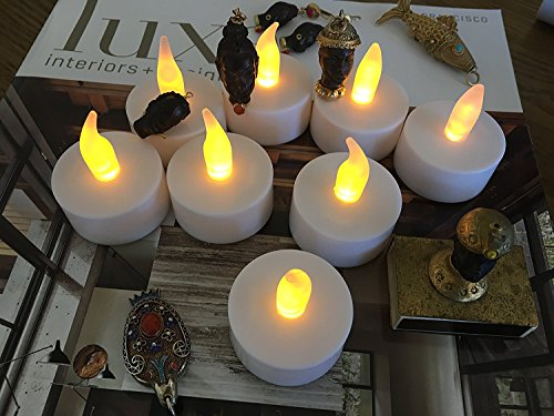 Flameless-LED-Tea-Light-Candles-Vivii-Battery-powered-Unscented-LED-Tealight-Candles-Fake-Candles-Tealights