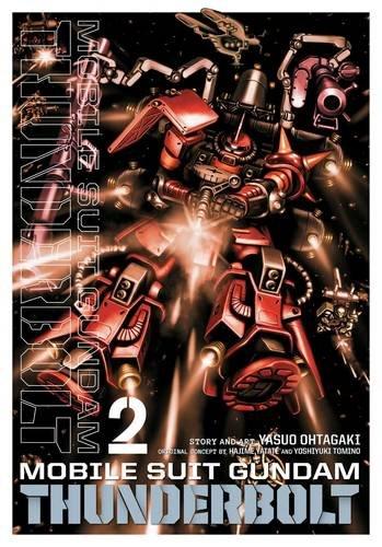 2 best gundam thunderbolt vol 2