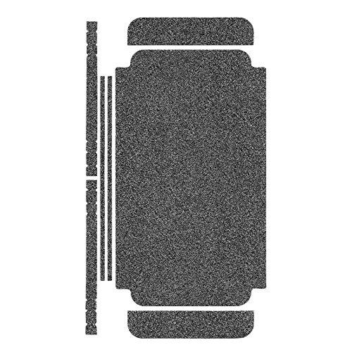 1 x Apple iPhone 7 / 8 Pellicola Protettiva brillantinate nero - PhoneNatic Pellicole Protettive