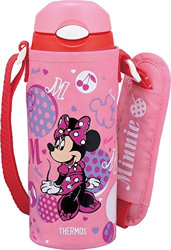 De Aislamiento termo de otros aspiradora paja Botella Disney Minnie 0,4 L Pink FHL-P 400fds