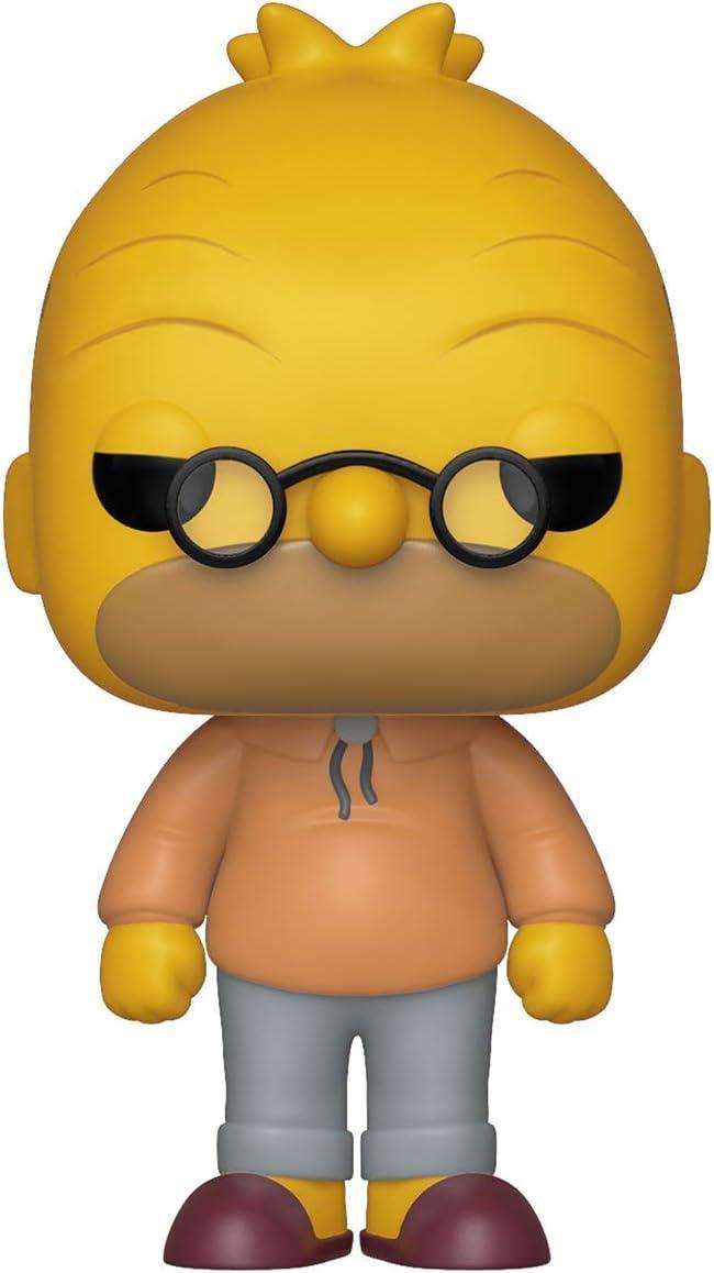 Funko Simpsons Pop Abuelo Simpson, Multicolor (FK33881)