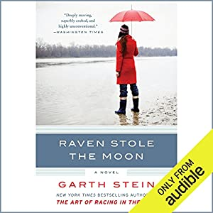 Raven Stole the Moon Hörbuch