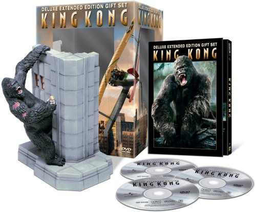 King Kong (Deluxe Extended Limited Edition DVD Gift Set) by Black Jack