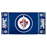 WinCraft NHL Winnipeg Jets 30 by 60 Fiber Reactive Beach Towel