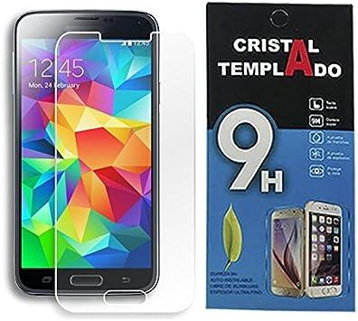 Fologar Protector de Pantalla Cristal Templado para Samsung Galaxy ...