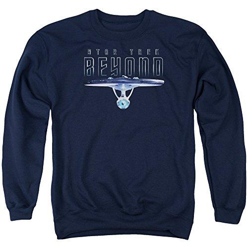 Star Trek Beyond - Enterprise Beyond Adult Crewneck Sweatshirt