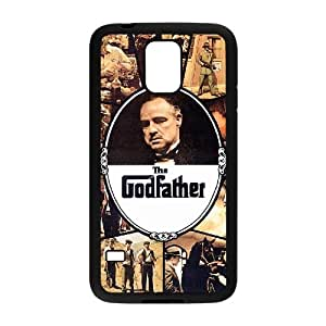 WJHSSB Cover Custom The Godfather Phone Case For Samsung Galaxy S5 i9600 [Pattern-5]