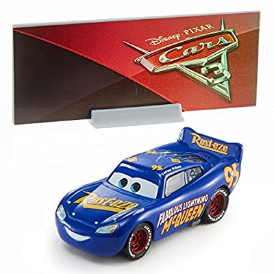 Disney Pixar Cars 3 Epilogue Lightning McQueen Die-cast Vehicle: Toys & Games