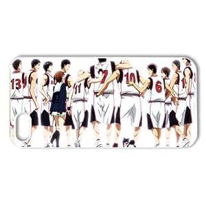 Japanese sports manga series Kuroko's Basketball,Kuroko no Basuke Case cover shell for Iphone 5