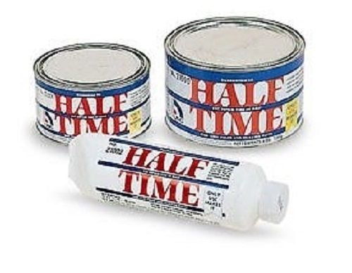 USC 21000 Half TIME One Step Filler and Glazing Putty 1/2 Gallon w/Hardener