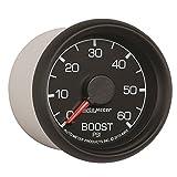 """Auto Meter 8405 2-1/16"""" 0-60 PSI Boost Gauge"""