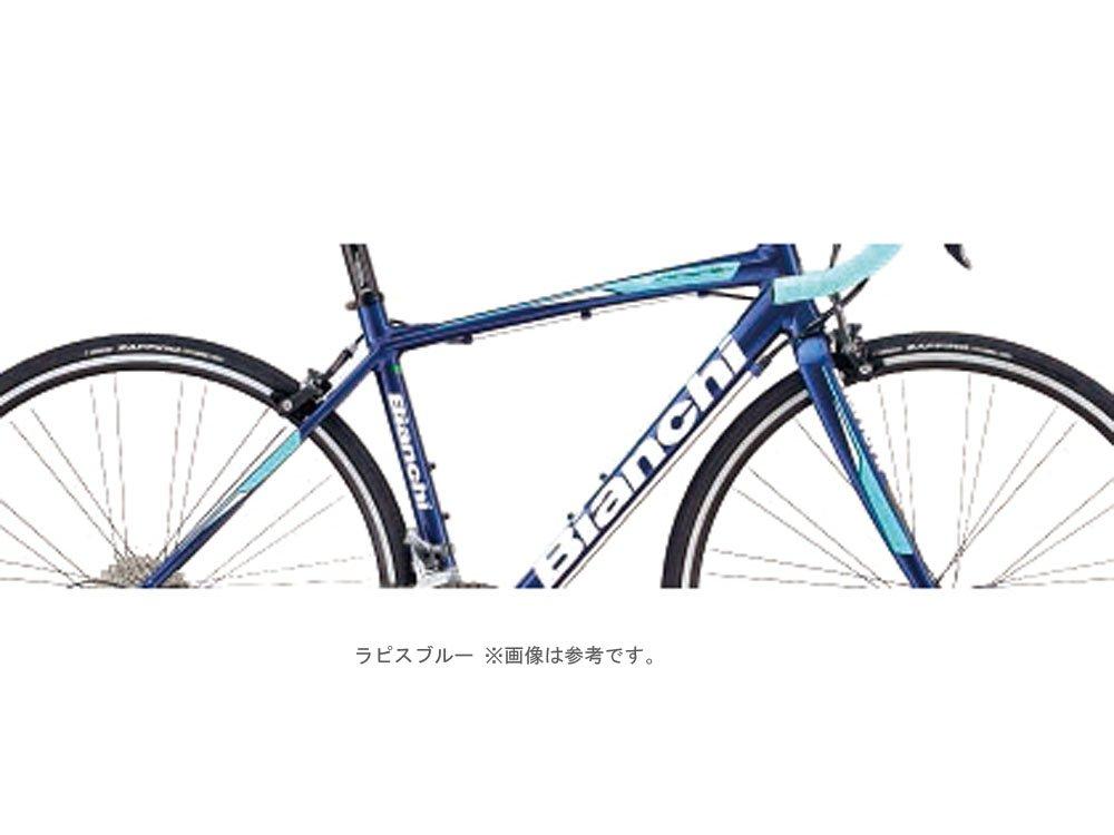 BIANCHI(ビアンキ) CYCLE 2018 VIA NIRONE-7 PRO CLARIS(2x8s)ロードバイク ラピスブルー B073TT4HQG 50