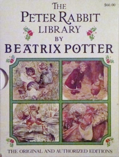 The Peter Rabbit Library: The Original and Authorized Editions Boxed Set (The Peter Rabbit Library, Volumes 13-23)