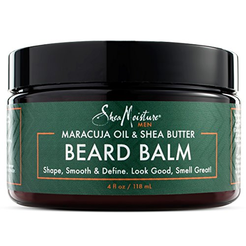 Shea Moisture ingredients Maracuja Shape Smooth