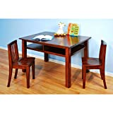 Mikaila Newton Kids' Table and Chair Set
