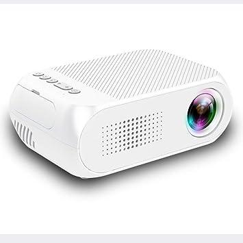 Proyector de Video portátil Recargable JCOCO: Amazon.es: Electrónica
