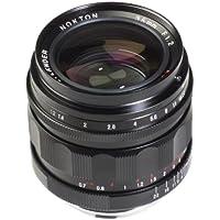 35mm f/1.2 Black Nokton II ASPH Leica M Lens