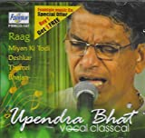Upendra Bhat - Vocal Classical