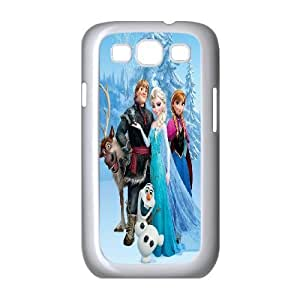 AinsleyRomo Phone Case Frozen forever and Snowman Olaf series pattern case For Samsung Galaxy S3 [OLAF]90534