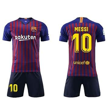 SDQ Camiseta Barcelona 2019 Camisa Messi Barcelona Jersey 10 ...