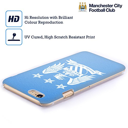 Amazoncom Official Manchester City Man City Fc Sky Blue