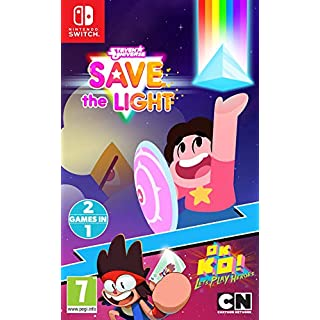 Steven Universe Save The Light And OK K.O.! Lets Play Heroes (Nintendo Switch)