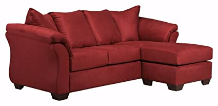 Amazon.com: Ashley Furniture Signature Design - Darcy Sofa with ...