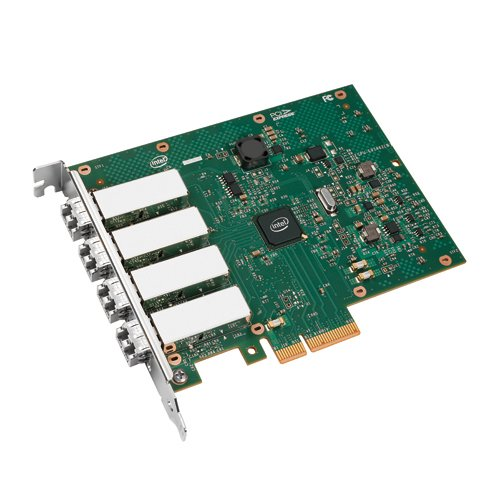 Intel Ethernet Server Adapter E1G44HF by Intel