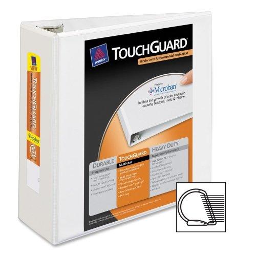 Avery Touchguard Presentation Binder - 4