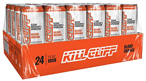 CLIFF Recovery Drink Count Orange product image