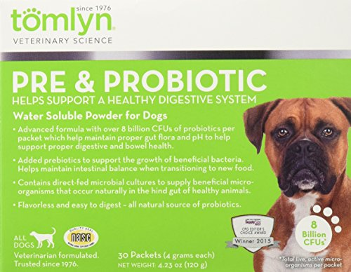 Cheapest Tomlyn Pre & Probiotic for Dogs, 30pk Check this out.