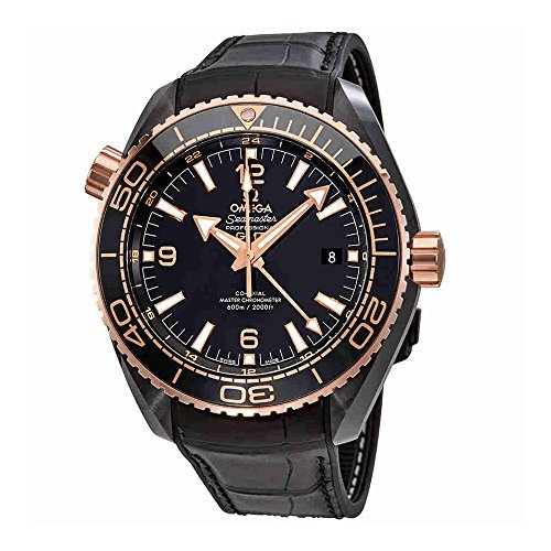 Omega-Seamaster-Automatic-Black-Dial-Mens-Watch-21563462201001
