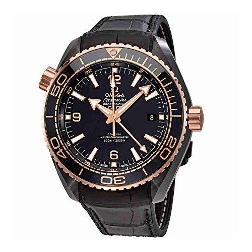 omega mens black watch - 6