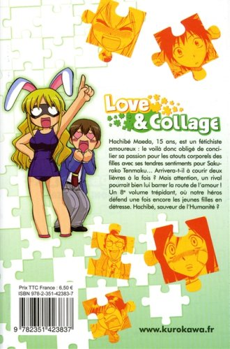 love & collage t.8