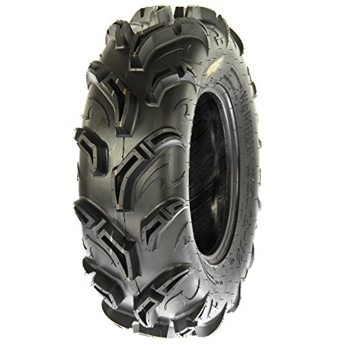 SunF Warrior AT-Mud & Trail ATV/UTV Off-Road Tires (26x9-12 Front & 26x11-12 Rear) , 6 PR (Full Set of 4)|A048 by SunF (Image #4)