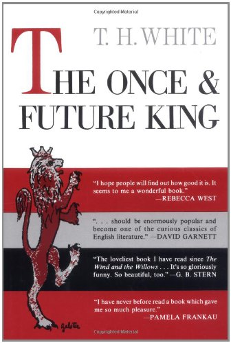 an analysis of lancelot in t h whites novel the once and future king Th white's the once and future king by elizabeth explore white's four-volume epic once and future king on lancelot, 'created in white's.