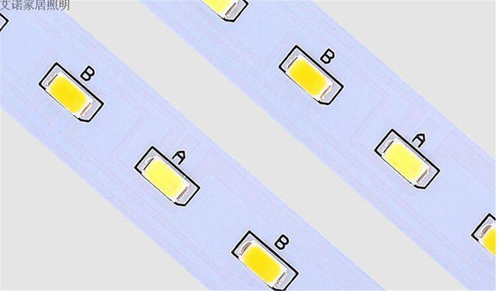 Malovecf LED Kinderzimmer Deckenlampe Kinder Lampe Schlafzimmer Lampe Studie Studie Studie Lampe Licht Mädchen und Mädchen Mode Cartoon Licht Star Moon,weiß Licht,55090mm,24Watt (Rosa Grenze, Warmes Licht) 405d21