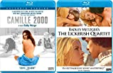 The Lickerish Quartet & Camille 2000 (Extended Version) 2-Blu-ray Bundle