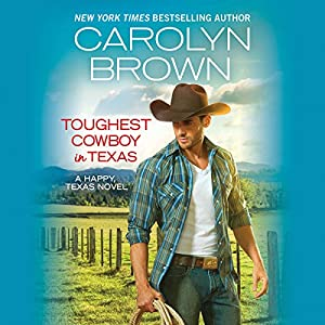 Toughest Cowboy in Texas Audiobook