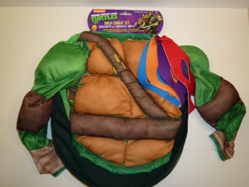 Teenage Mutant Ninja Turtles Ninja Combat Set (Blue Ninja Turtle Costume)