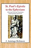St Paul's Epistle to the Ephesians, Joseph Armitage Robinson, 071889006X
