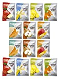 Crispy Green Freeze Dried Fruit Crisps Variety Gift Box - 14 Pack