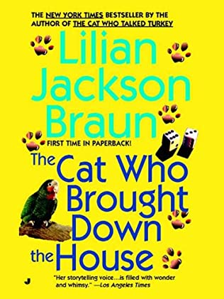 book cover of The Cat Who Brought Down The House
