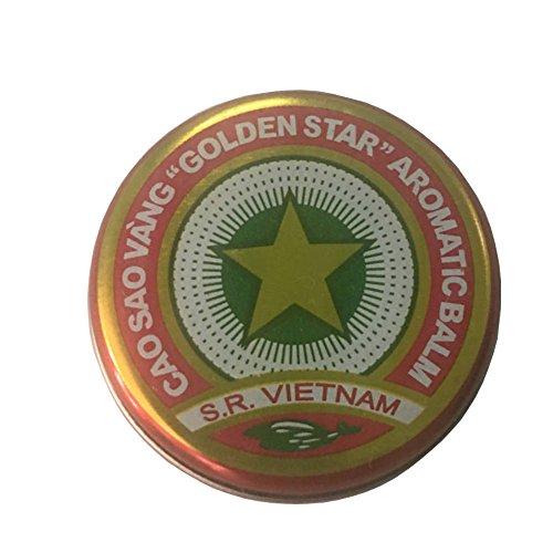 Cao Sao Vang Vietnamese Gold Star Balm 10 gram ()