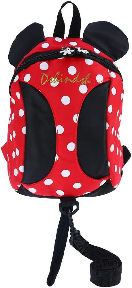 Mochila para niños Con arnés de seguridad Mochila de viaje de ...