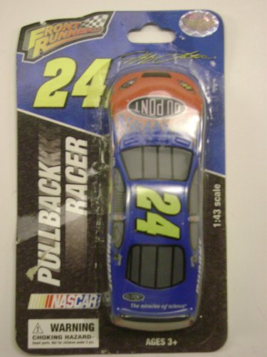 Front Runners Pullback Racer DuPoint  24 Car by Team Up